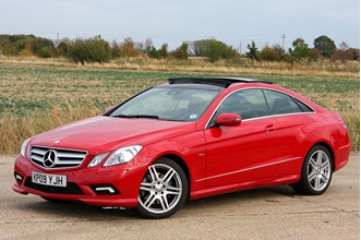 Mercedes-Benz E-Class Coupe (from 2009) Owners Reviews | Parkers