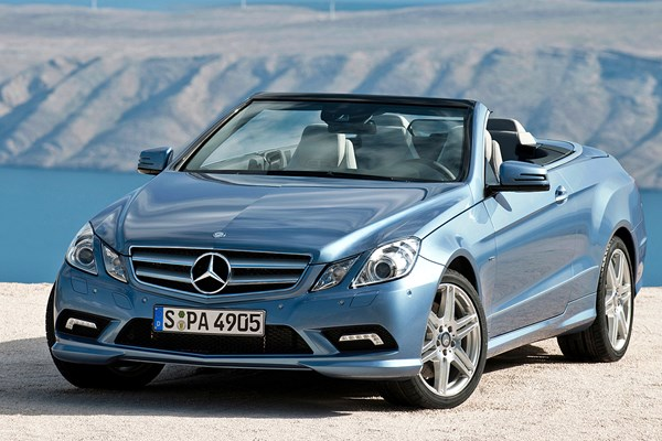 Mercedes Benz E Cl Cabriolet 10 17 Rated 4 Out