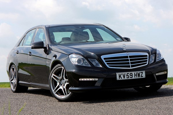 Mercedes benz e class amg review 2009 2016 parkers for Mercedes benz 2009 e class
