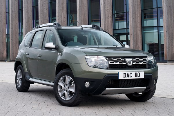 Dacia Duster Estate Review (2013 - 2018) | Parkers