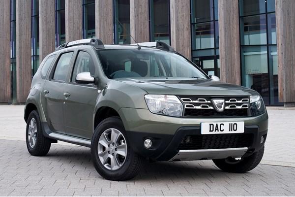 Dacia Duster Estate review