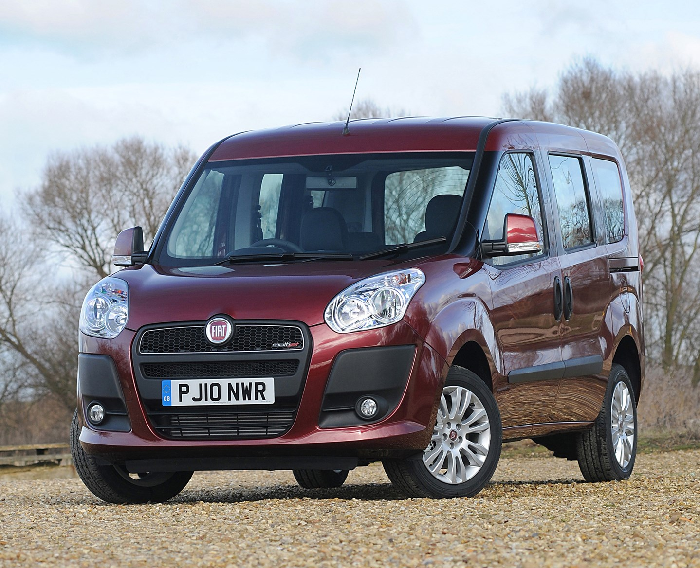 Fiat Doblo Estate  Photos Parkers