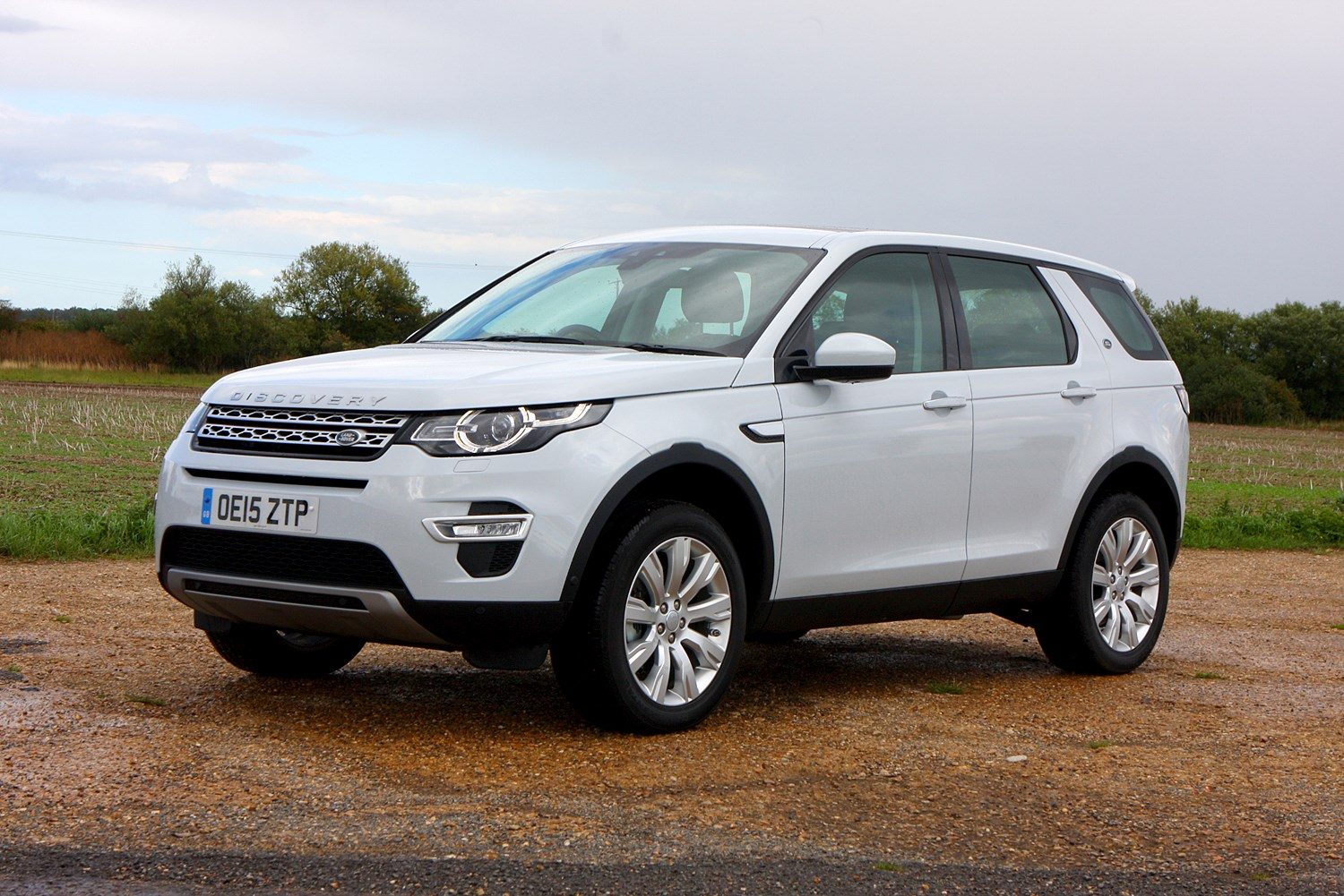 Land Rover Discovery Sport 4x4 Review 2015 Parkers