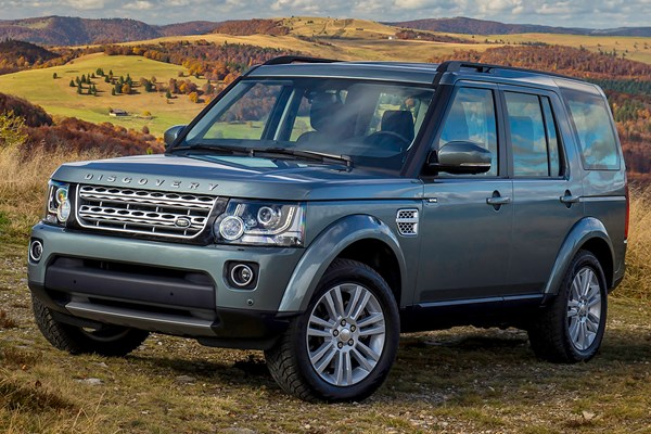land rover discovery review parkers. Black Bedroom Furniture Sets. Home Design Ideas