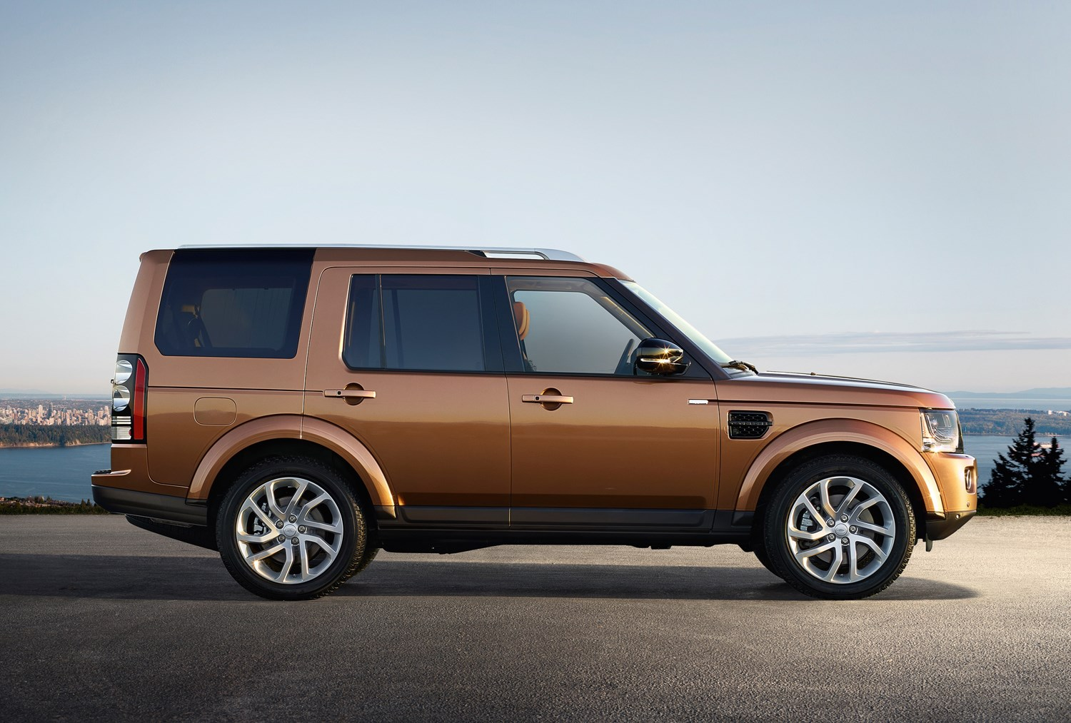 Land Rover Discovery Station Wagon 2004 Photos Parkers