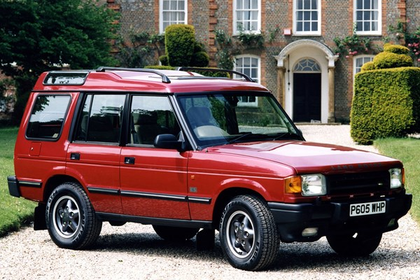 Land Rover Discovery Station Wagon Review 1989 1998