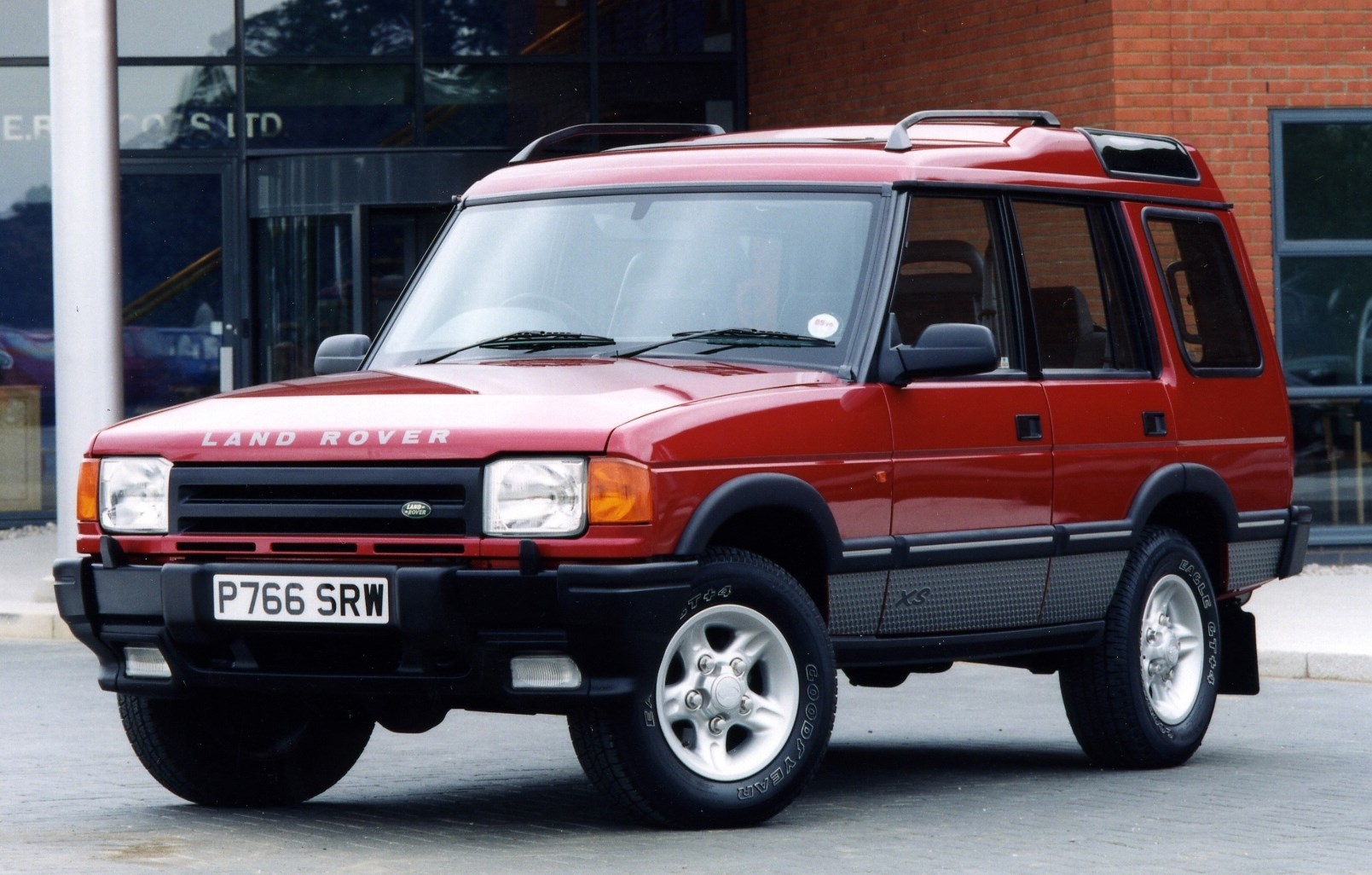 Land Rover Discovery Station Wagon 1989 1998 Photos