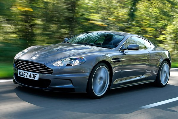 aston martin dbs coupe from 2008 used prices parkers. Black Bedroom Furniture Sets. Home Design Ideas