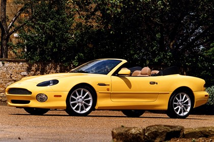 Aston Martin Db7 Specs Dimensions Facts Figures Parkers