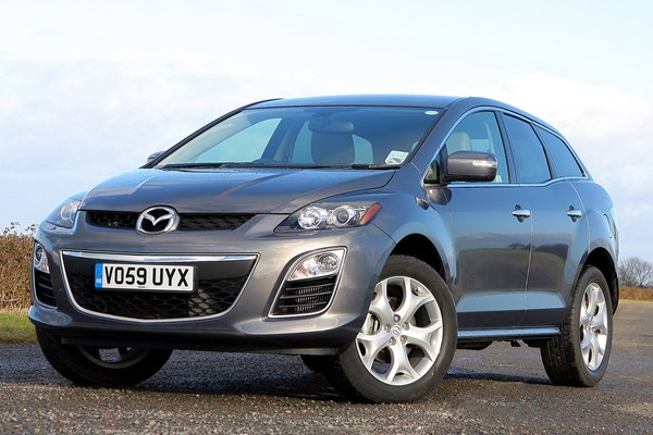 Superior Mazda CX 7 (07 11)   Rated 4 Out Of 5