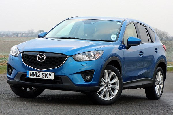 Mazda Cx 5 12 17 Rated 4 Out Of