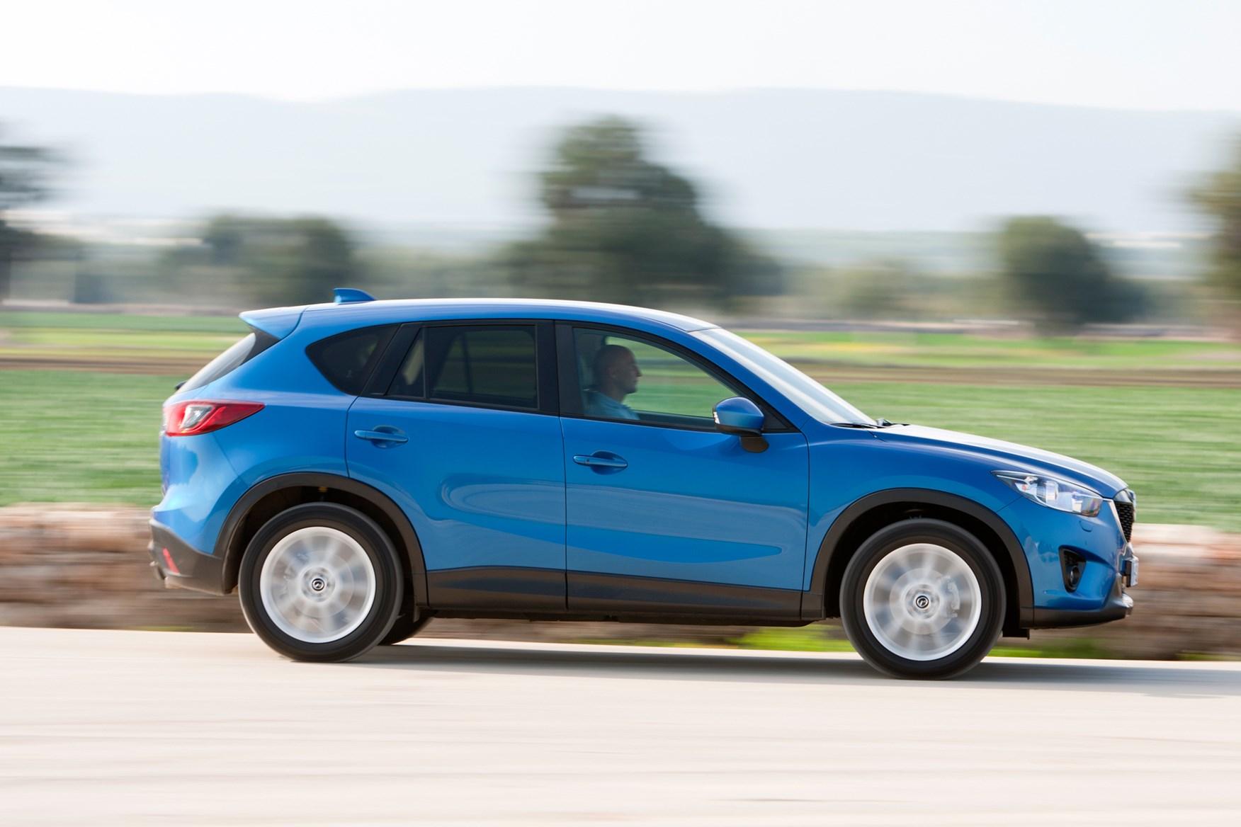 Reliability of mazda cx 5 autos post for Mazda vs honda reliability