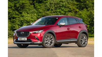 Mazda CX-3 4x4 SkyActiv-G 121ps 2WD SE Nav+ (08/2018 on) 5d
