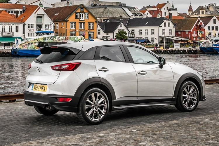 Mazda Cx 3 4Wd – Galleria di automobili