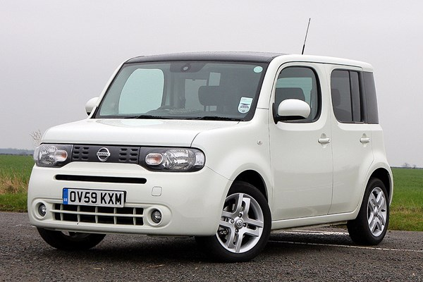 Nissan Cube (2010 - 2010) Used Prices