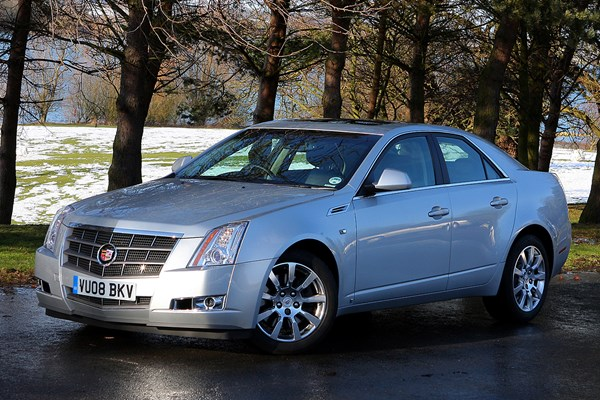 Cadillac CTS Saloon (from 2008) used prices | Parkers
