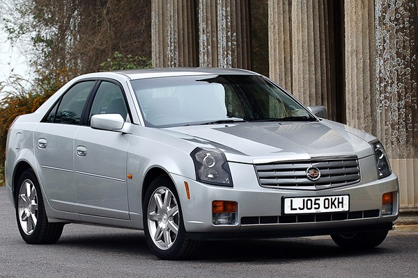 Cadillac Cts Saloon Review 2005 2007 Parkers