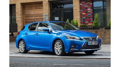 Lexus CT Hatchback 200h F-Sport E-CVT auto (09/2017 on) 5d