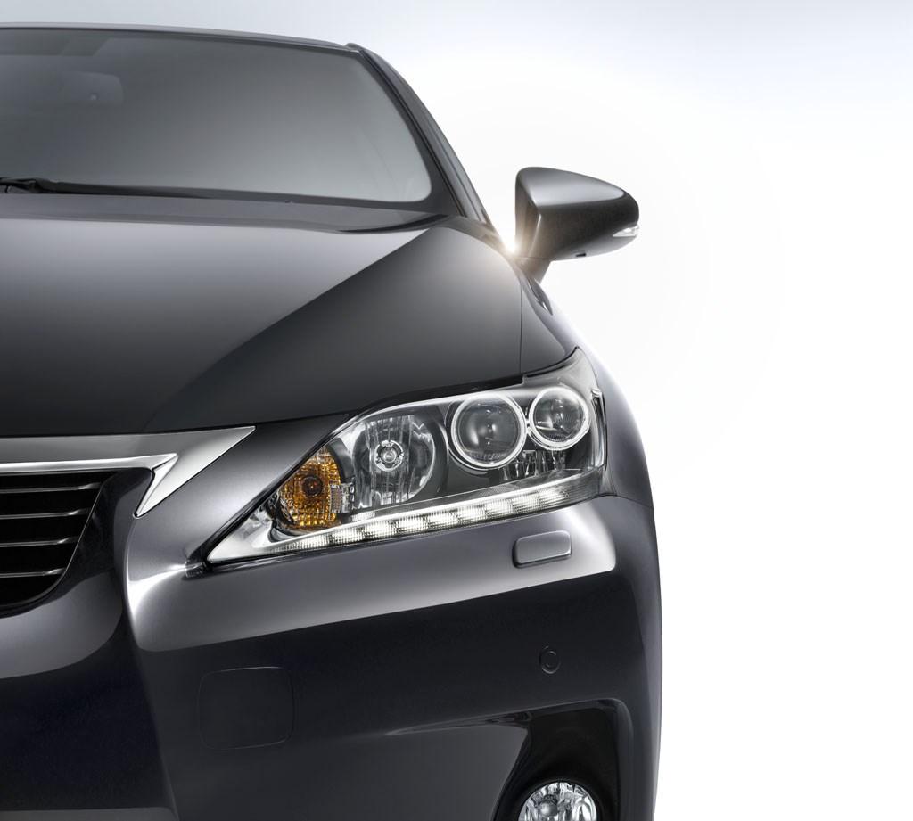 2011 Lexus Ct Exterior: Lexus CT Hatchback (2011 - ) Running Costs