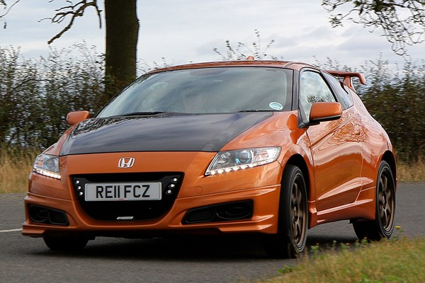 Delightful Honda CR Z (10 13)   Rated 4 Out Of 5