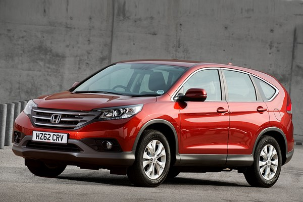 Honda CR V (12 18)   Rated 3.5 Out Of 5