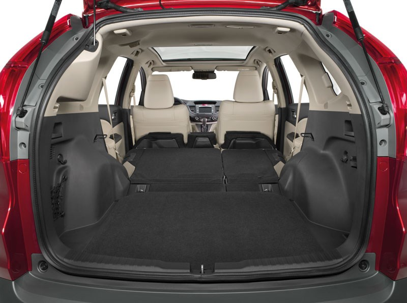 Honda Cr V Hatchback 2012 2017 Features Equipment And