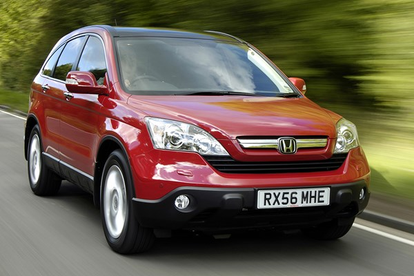 Honda Cr V 07 12 Rated 4 Out Of 5