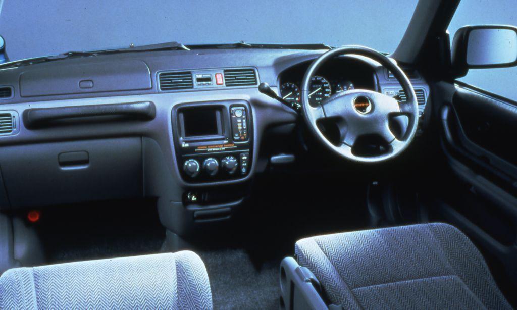 Honda Cr V Estate 1997 2001 Driving Performance Parkers