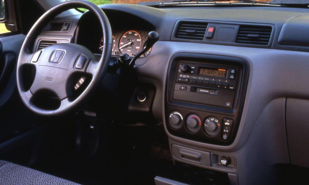 Honda Cr V Estate 1997 2001 Driving Performance