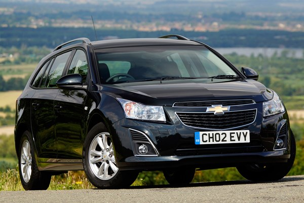 Chevrolet Cruze Station Wagon Review 2012