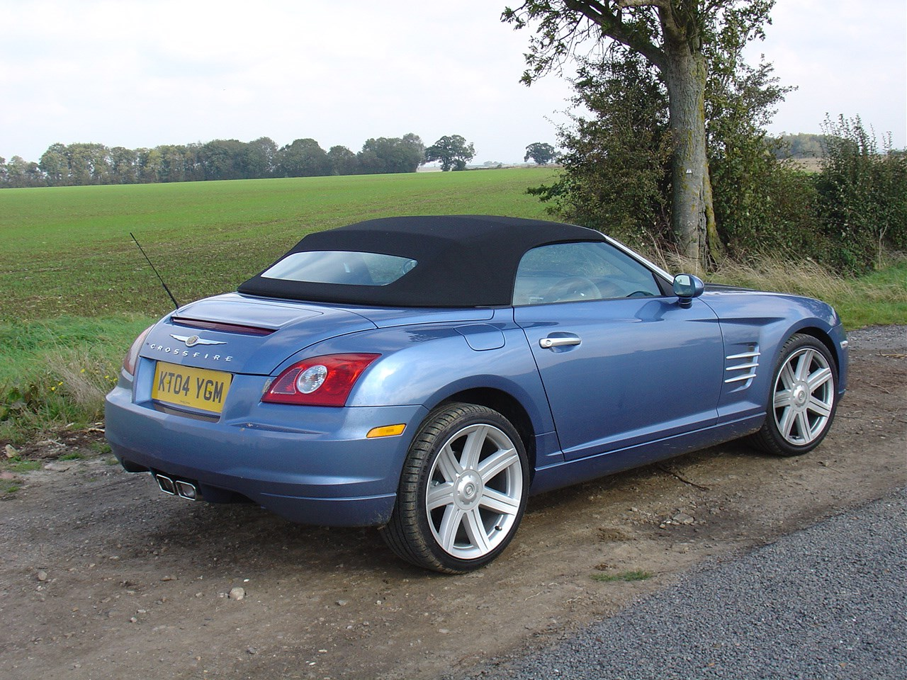 chrysler crossfire roadster 2004 2008 photos parkers. Black Bedroom Furniture Sets. Home Design Ideas