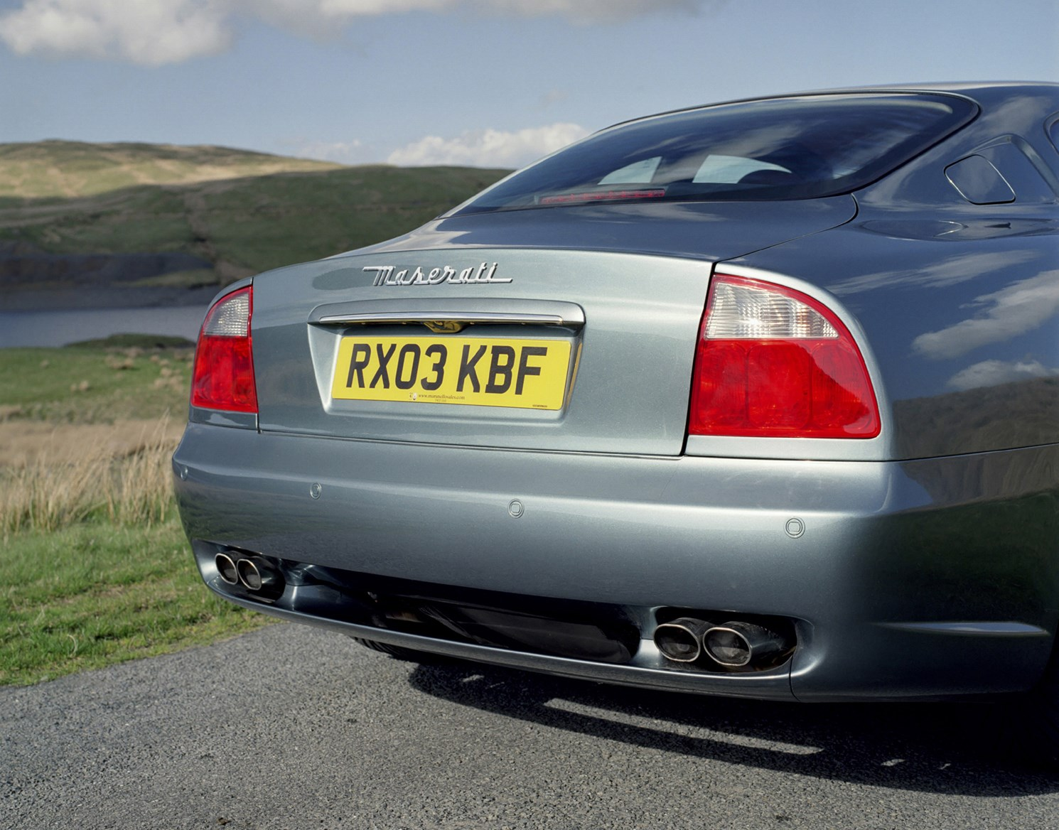 Maserati Coup 233 Coupe Review 2001 2006 Parkers