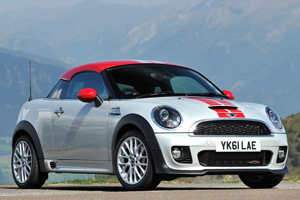MINI Coupe (11-15) - rated 4 out of 5