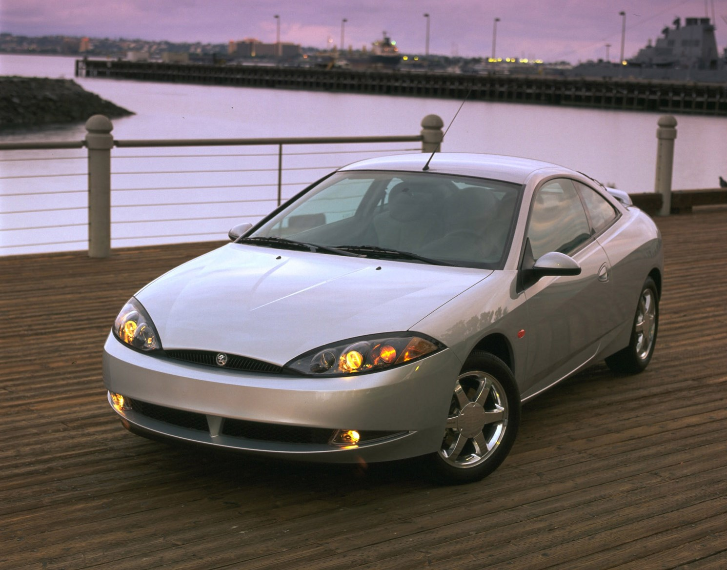 Fiesta St For Sale >> Ford Cougar Coupe (1998 - 2002) Photos | Parkers