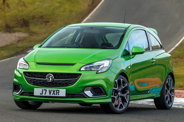 Vauxhall Corsa VXR (2015 onwards) Used Prices