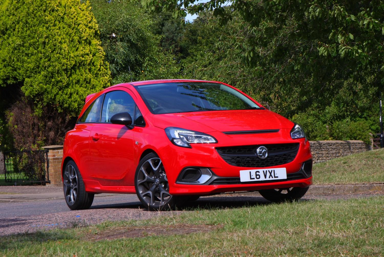 Vauxhall Corsa VXR (2015 - ) Photos | Parkers