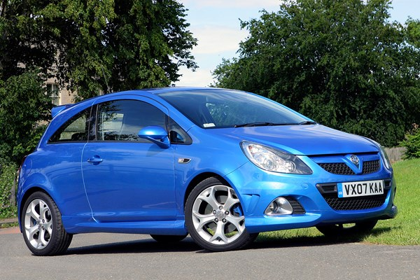 Vauxhall Corsa VXR (2007 - 2014) Used Prices