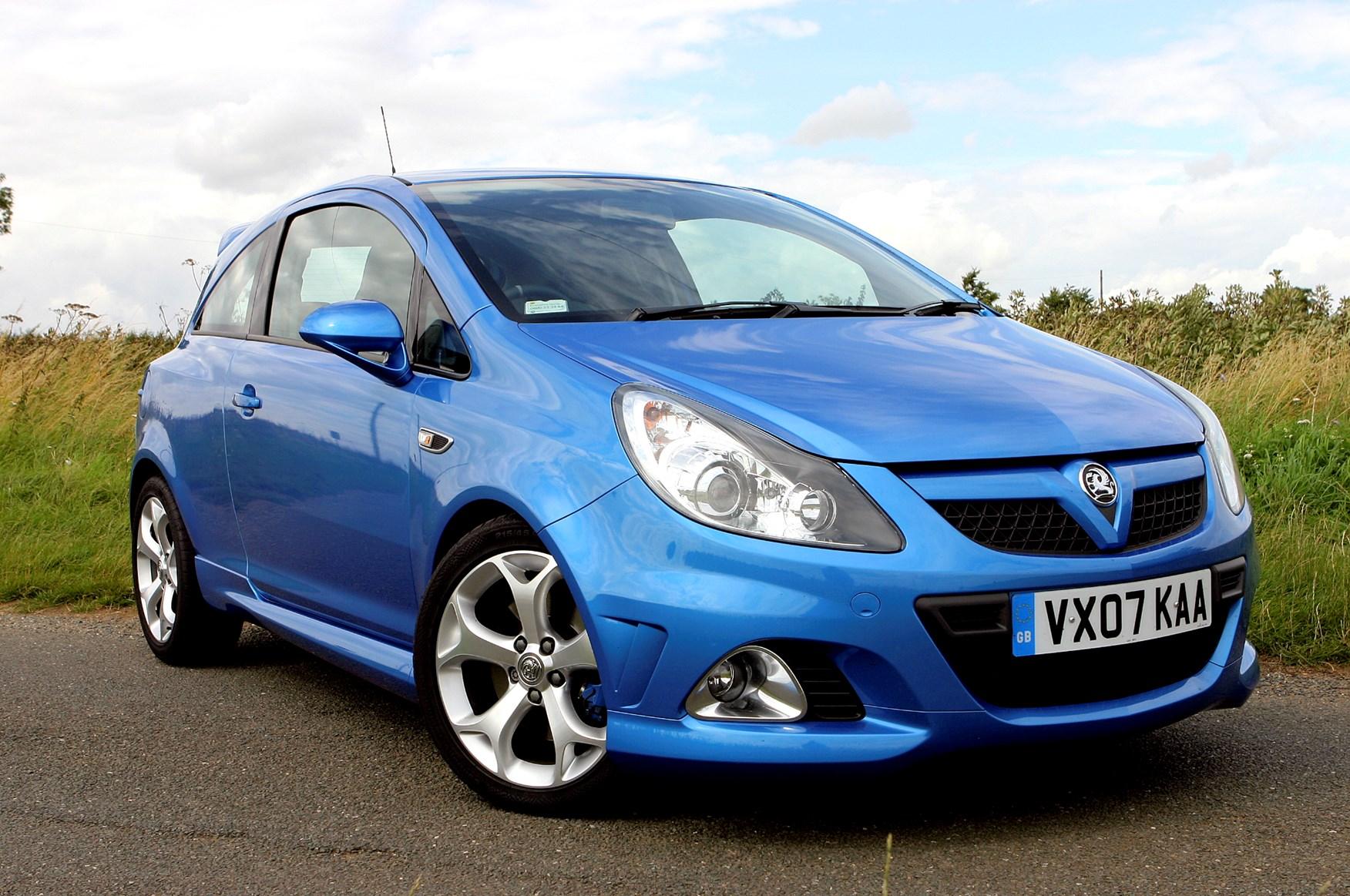 Vauxhall Corsa VXR (2007 - 2014) Photos | Parkers