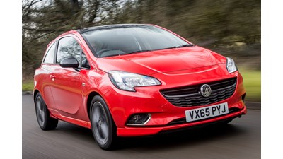 Vauxhall Corsa Hatchback SRi Nav 1.4i Turbo (100PS) S/S 3d