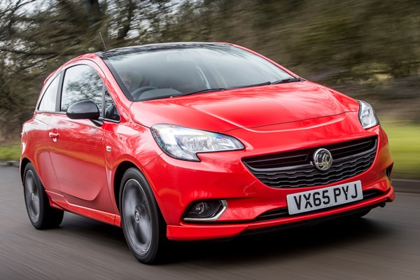 Vauxhall Corsa Hatchback (2014 onwards) Used Prices