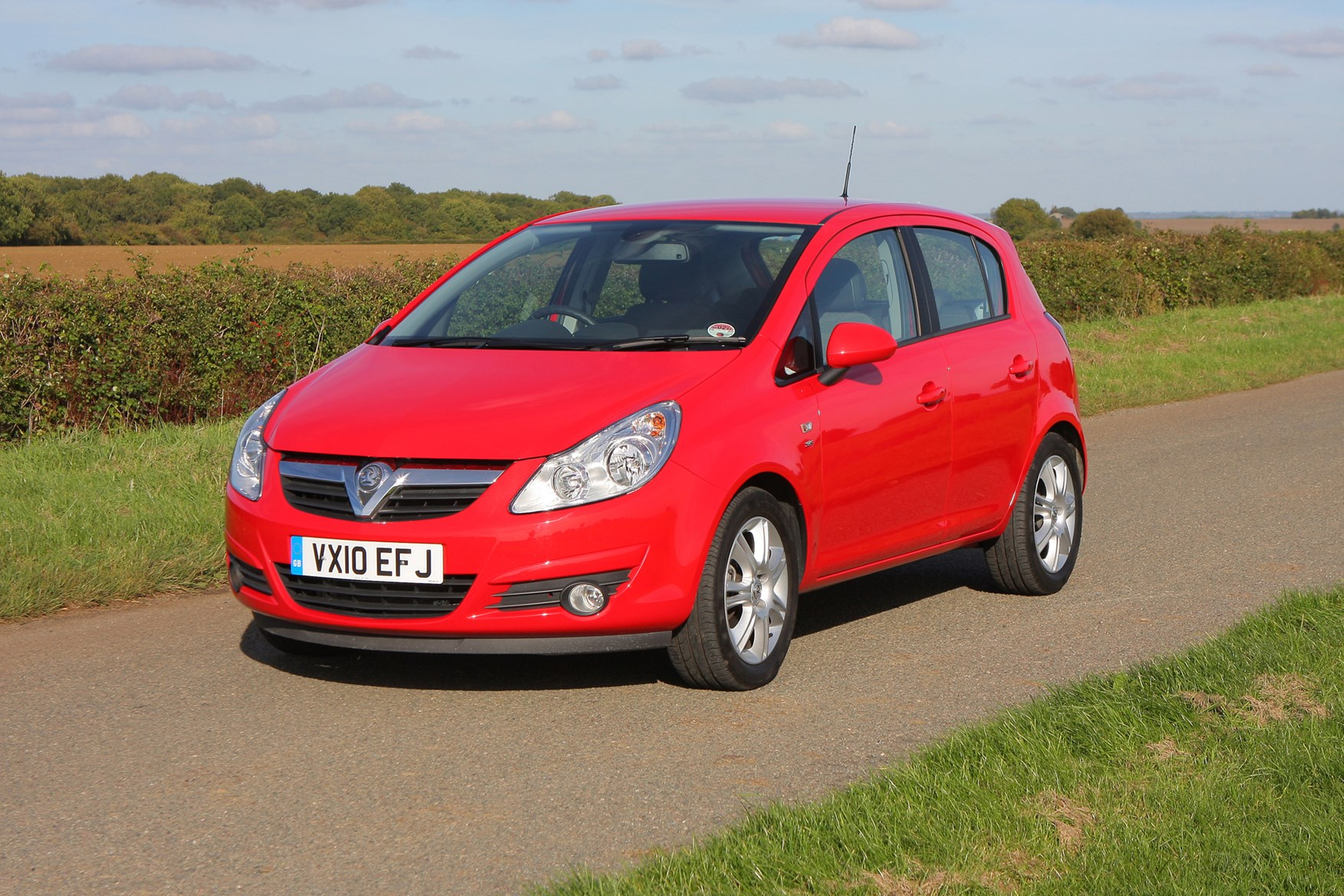vauxhall corsa hatchback 2006 2014 photos parkers. Black Bedroom Furniture Sets. Home Design Ideas