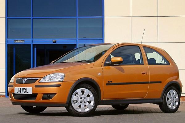 Vauxhall Corsa Hatchback (2003 - 2006) Used Prices