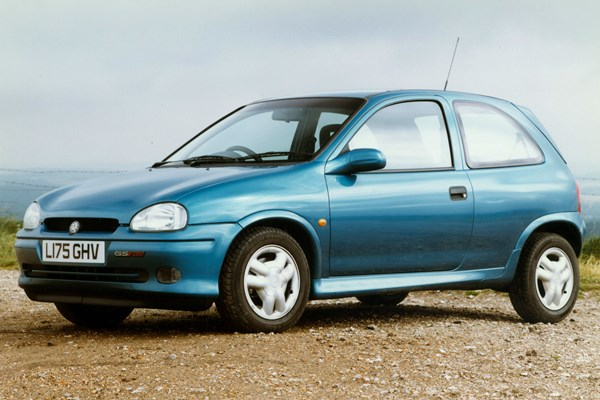 Vauxhall Corsa Hatchback (1993 - 2000) Used Prices