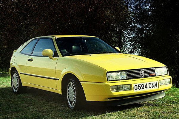 Volkswagen Corrado (89-96) - rated 3 out of 5