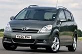 Toyota Corolla Verso 2004-