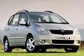 Toyota Corolla Verso 2002-