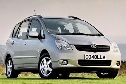 Toyota Corolla Verso (2002   2003)