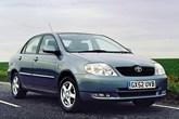 Toyota Corolla Saloon 2002-