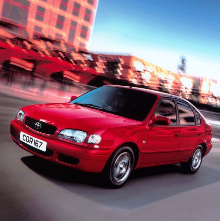Toyota Corolla Hatchback Review (2000 - 2002)