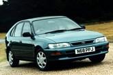 Toyota Corolla Hatchback 1992-